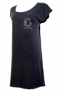 Koszulka damska longer 'Ratujemy bałtyckie foki