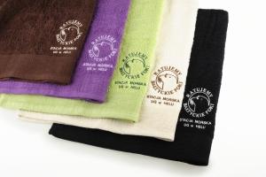 Ręcznik mały z foką