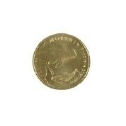 Moneta 2zł z morświnem