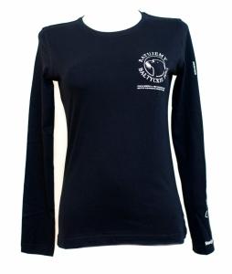 Koszulka damska voyage z cyplem helskim